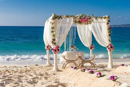 Hochzeit zu zweit karibik