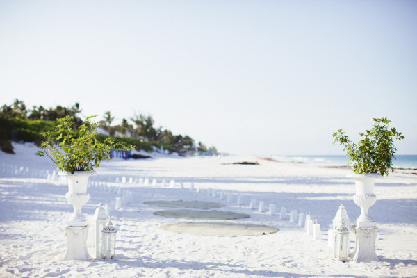 Strandhochzeit Excluive Hochzeit