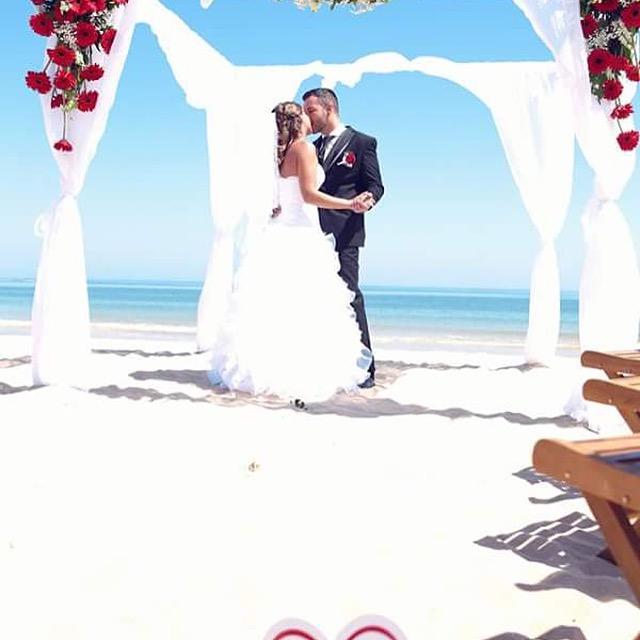Hochzeiten am Strand - Portugal